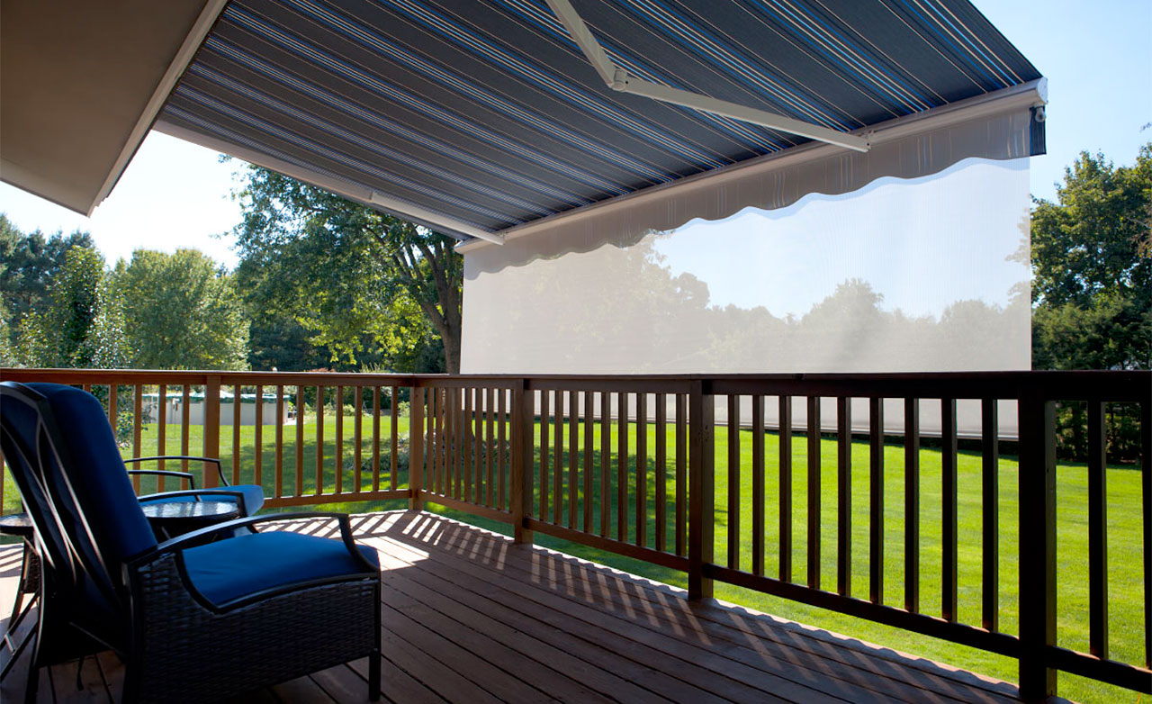 Your Awning Provides Shade When You Want It Allows To Enjoy Outdoor Living Space Reduces Monthly Energy Bill And Protects Home From