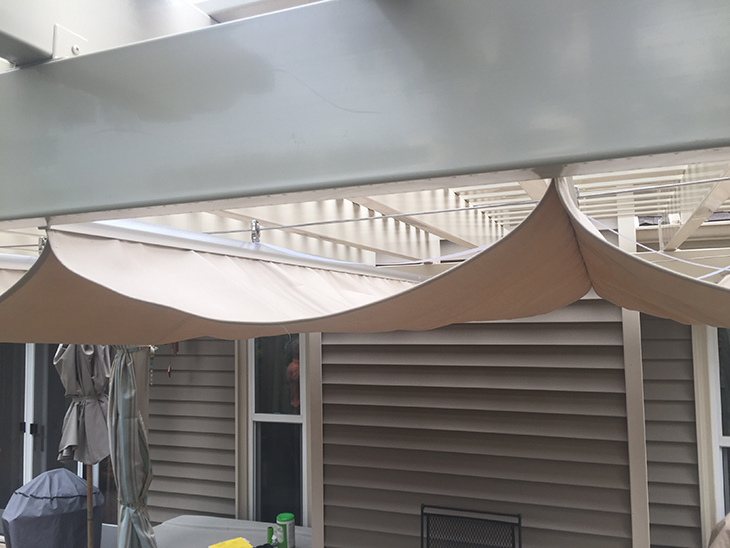 Infinity Canopy 3 Peterson Canvas Amp Awning